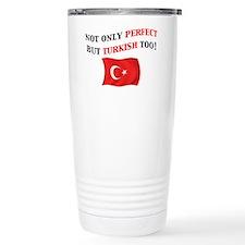Perfect Turkish 2 Thermos Mug