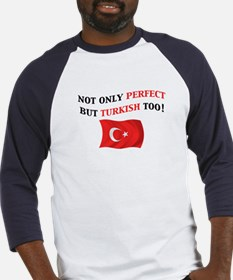 Perfect Turkish 2 Baseball Jersey
