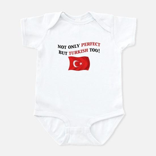 Perfect Turkish 2 Infant Bodysuit