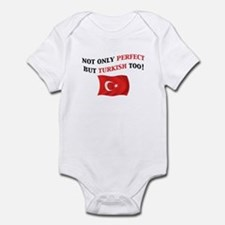 Perfect Turkish 2 Onesie