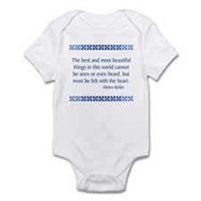 Keller Infant Bodysuit