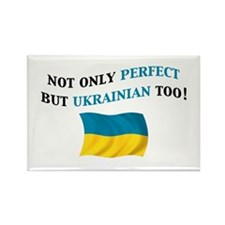 Perfect Ukrainian 2 Rectangle Magnet