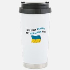 Perfect Ukrainian 2 Travel Mug