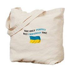 Perfect Ukrainian 2 Tote Bag