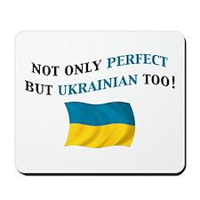 Perfect Ukrainian 2 Mousepad