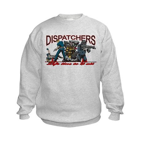 DISPATCHERS Kids Sweatshirt