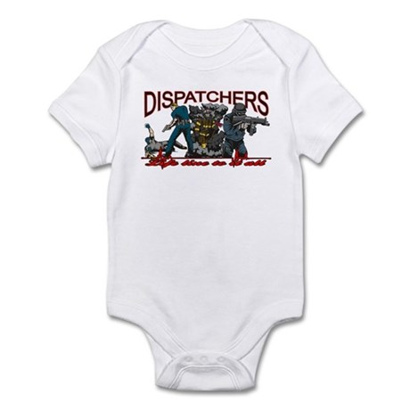 DISPATCHERS Infant Bodysuit