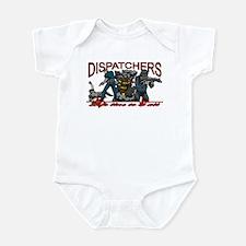 DISPATCHERS Infant Bodysuit