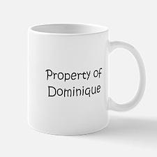 Unique Dominique Mug
