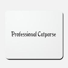 Professional Cutpurse Mousepad