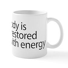 Filled with energy Mug