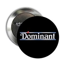 """Dominant 2.25"""" Button"""