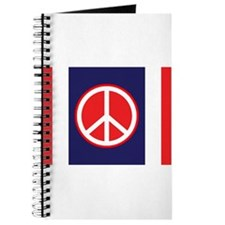 Cute Jesus pacifist Journal