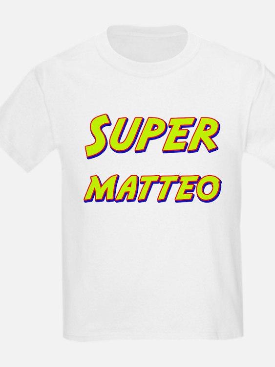 Super matteo T-Shirt