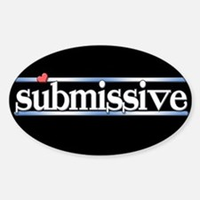 submissive Decal