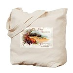 Ripe Fruits & Flowers Tote Bag