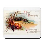 Ripe Fruits & Flowers Mousepad
