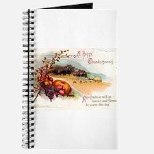 Ripe Fruits & Flowers Journal