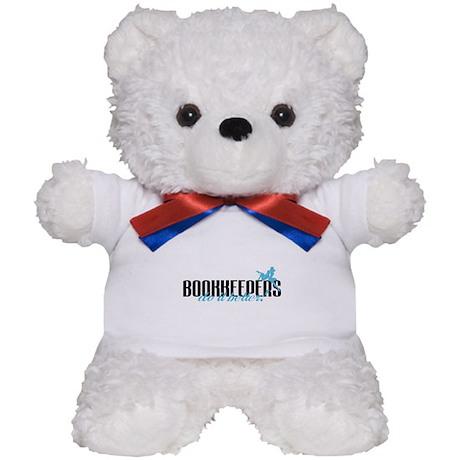 Bookkeepers Do It Better! Teddy Bear