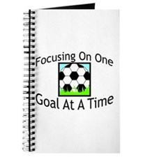One Goal At A Time Journal