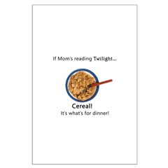 TwilightMOMS Cereal Posters