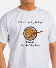 TwilightMOMS Cereal T-Shirt