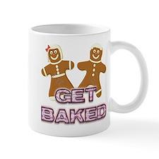 GET BAKED! Mug