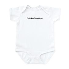 Professional Dragonslayer Infant Bodysuit