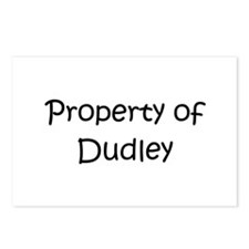 Funny Dudley Postcards (Package of 8)
