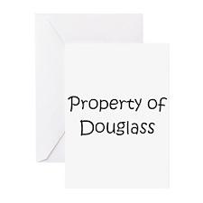 Unique Douglass Greeting Cards (Pk of 10)