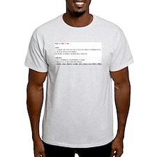 TwilightMOMS Vegetarian T-Shirt