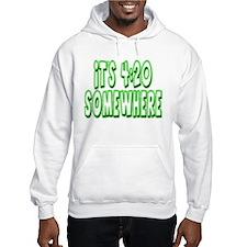 420 Somewhere Hoodie