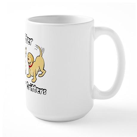 Don't Litter - Spay or Neuter Large Mug