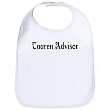 Tauren Advisor Bib