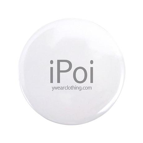 """iPoi 3.5"""" Button"""