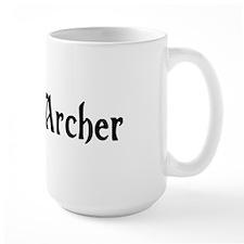 Tauren Archer Mug