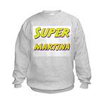 Super martina Kids Sweatshirt
