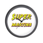 Super martina Wall Clock