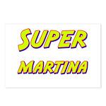 Super martina Postcards (Package of 8)