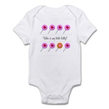 Who's My Little Lolly! Infant Bodysuit