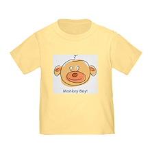Monkey Boy! T