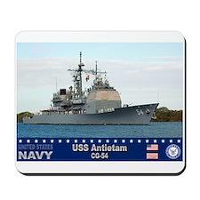 USS Antietam CG-54 Mousepad