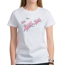 When Pigs Fly Tee