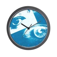Positive-Negative Wall Clock