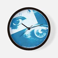 Positive-Negative Wall Clock