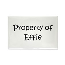 Unique Effie Rectangle Magnet (100 pack)