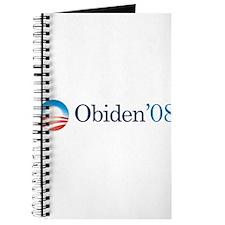 Obiden '08 Journal