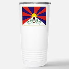 Flag of Tibet Travel Mug