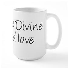 I radiate Divine Mug