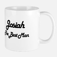 Josiah - The Best Man Mug